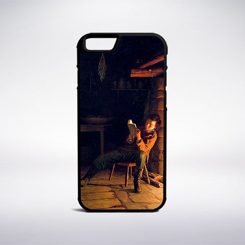 Eastman Johnson - The Boyhood Of Abraham Lincoln Phone Case | Muse Phone Cases