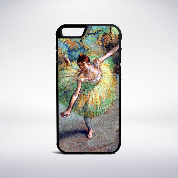 Edgar Degas - Dancer Tilting Phone Case | Muse Phone Cases