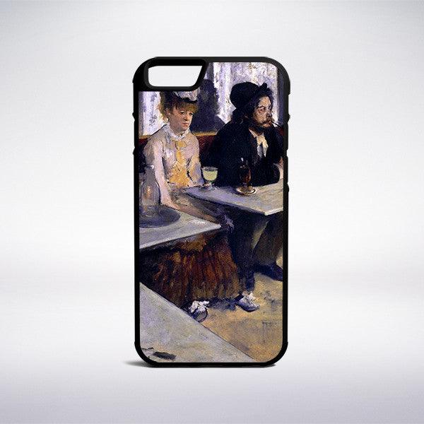 Edgar Degas - The Absinthe Drinker Phone Case | Muse Phone Cases