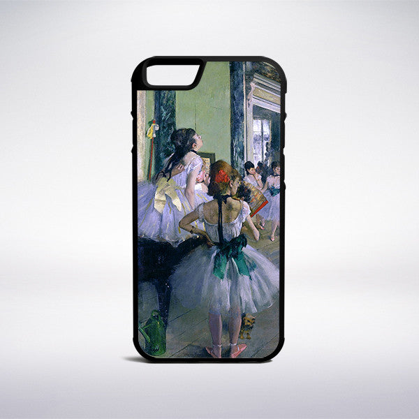 Edgar Degas - The Ballet Class Phone Case | Muse Phone Cases