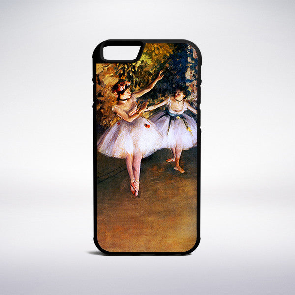Edgar Degas - Two Dancers On Stage Phone Case | Muse Phone Cases