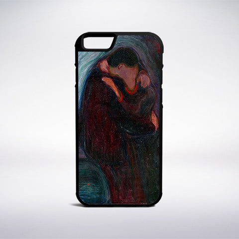 Edvard Munch - The Kiss Phone Case | Muse Phone Cases