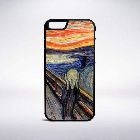 Edvard Munch - The Scream Phone Case | Muse Phone Cases