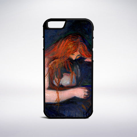 Edvard Munch - Vampire Phone Case | Muse Phone Cases