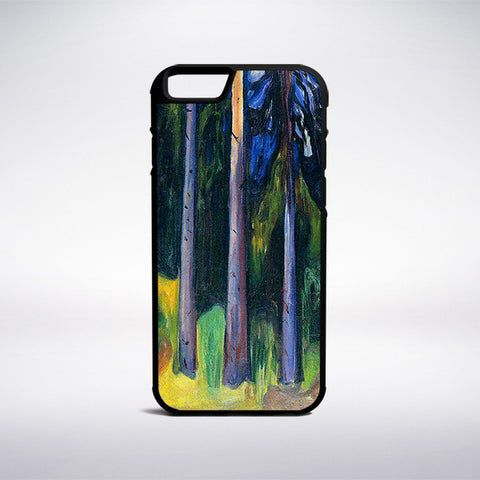 Edvard Munch - Forest Phone Case | Muse Phone Cases