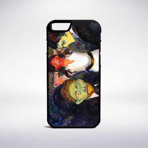 Edvard Munch - Jealousy Phone Case | Muse Phone Cases