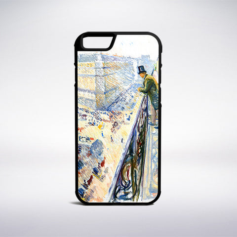 Edvard Munch - Rue Lafayette Phone Case | Muse Phone Cases