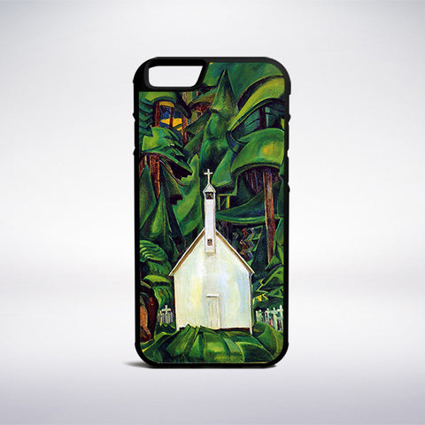 Emily Carr - Indian Church Phone Case - Muse Phone Cases