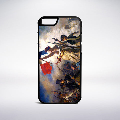 Eugene Delacroix - Liberty Leading The People Phone Case - Muse Phone Cases