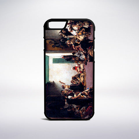 Eugene Delacroix - A Jewish Wedding In Morocco Phone Case - Muse Phone Cases