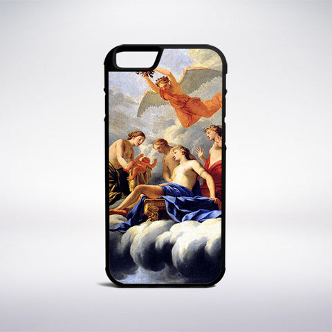 Eustache Le Sueur - The Birth Of Cupid Phone Case - Muse Phone Cases