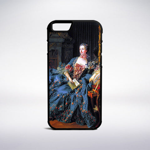 Francois Boucher - Madame De Pompadour Phone Case - Muse Phone Cases
