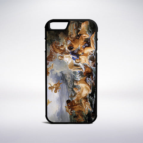 Francois Boucher - Triumph Of Venus Phone Case - Muse Phone Cases