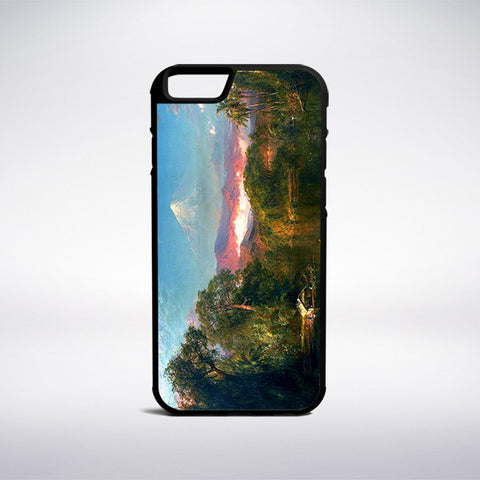 Frederic Edwin Church - Chimborazo Phone Case - Muse Phone Cases
