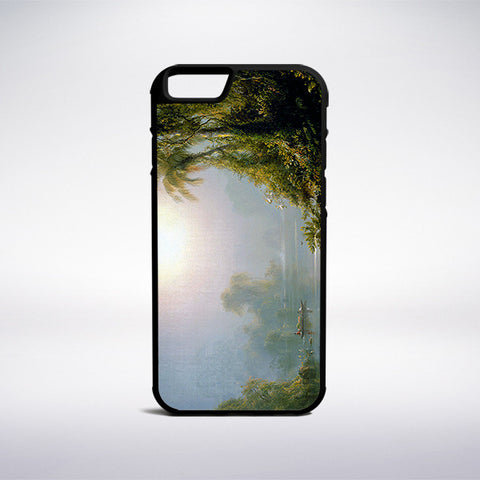Frederic Edwin Church - Morning In The Tropics Phone Case - Muse Phone Cases