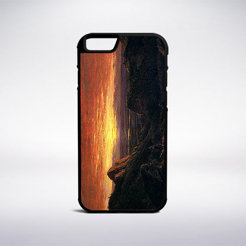Frederic Edwin Church - The Hudson Valley Phone Case - Muse Phone Cases