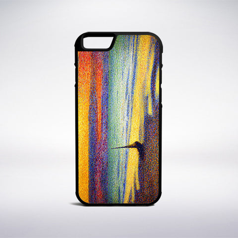 Georges Lemmen - The Beach At Heist Phone Case - Muse Phone Cases