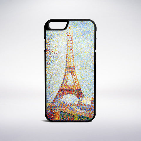 Georges Seurat - The Eiffel Tower Phone Case - Muse Phone Cases