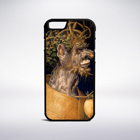 Giuseppe Arcimboldo - Winter Phone Case - Muse Phone Cases