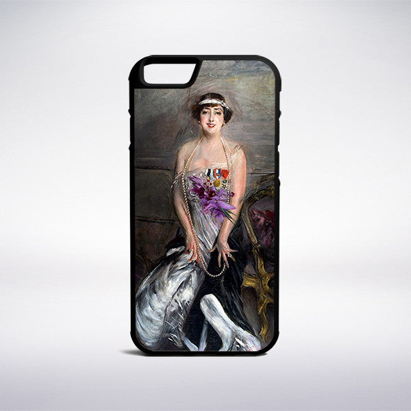 Giovanni Boldini - Madame Michelham Phone Case - Muse Phone Cases
