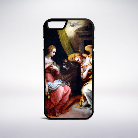 Giorgio Vasari - The Annunciation Phone Case - Muse Phone Cases