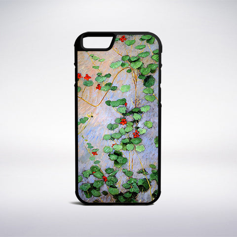 Gustave Caillebotte - Nasturtiums I Phone Case - Muse Phone Cases