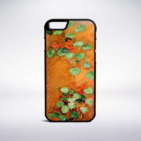 Gustave Caillebotte - Nasturtiums II Phone Case - Muse Phone Cases