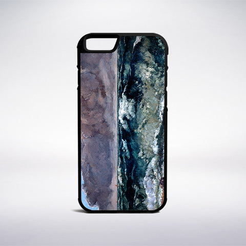Gustave Courbet - The Wave Phone Case - Muse Phone Cases