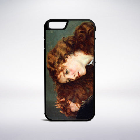 Gustave Courbet - Jo, The Beautiful Irish Girl Phone Case - Muse Phone Cases