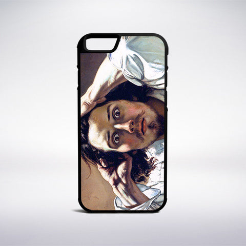 Gustave Courbet - The Desperate Man (Self-Portrait) Phone Case - Muse Phone Cases