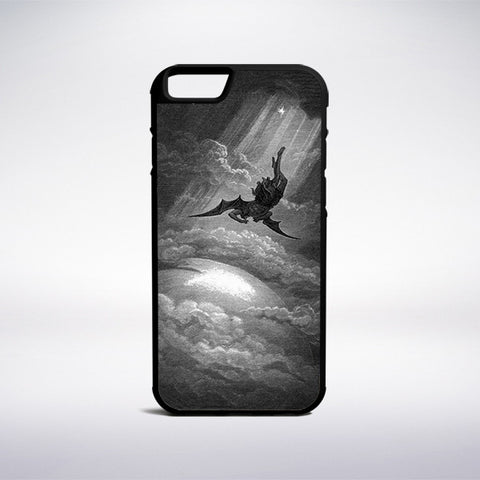 Gustave Dore - Paradise Lost Phone Case - Muse Phone Cases