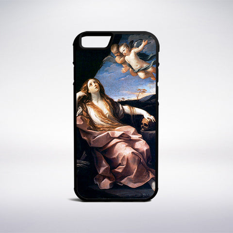 Guido Reni - Saint Mary Magdalene Phone Case - Muse Phone Cases