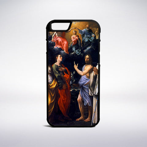 Guido Reni - Coronation Of The Virgin Phone Case - Muse Phone Cases