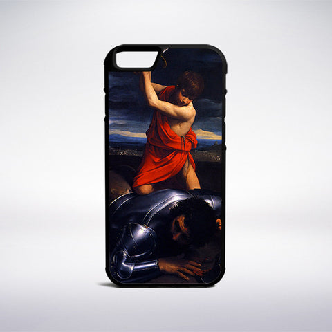 Guido Reni - David And Goliath Phone Case - Muse Phone Cases