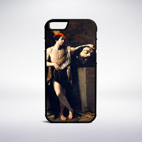 Guido Reni - David With The Head Of Goliath Phone Case - Muse Phone Cases