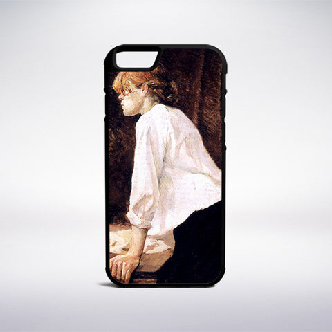 Henri De Toulouse-Lautrec - The Laundress Phone Case - Muse Phone Cases