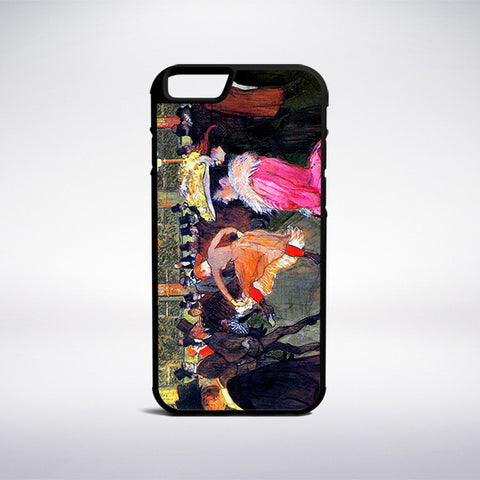 Henri De Toulouse-Lautrec - At The Moulin Rouge Phone Case - Muse Phone Cases
