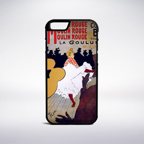 Henri De Toulouse-Lautrec - Moulin Rouge (La Goulue) Phone Case - Muse Phone Cases