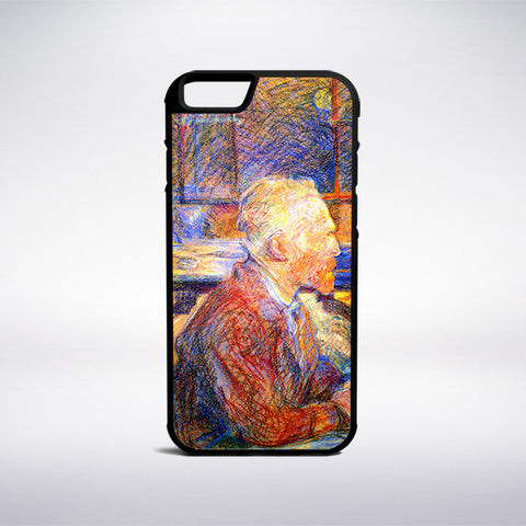 Henri De Toulouse-Lautrec - Vincent Van Gogh Phone Case - Muse Phone Cases