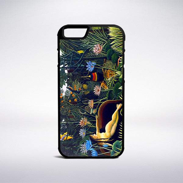 Henri Rousseau - The Dream Phone Case - Muse Phone Cases