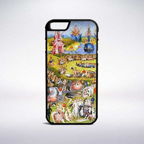 Hieronymus Bosch - The Garden Of Earthly Delights Phone Case - Muse Phone Cases