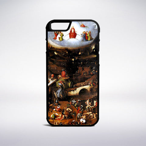 Hieronymus Bosch - The Last Judgment Phone Case - Muse Phone Cases