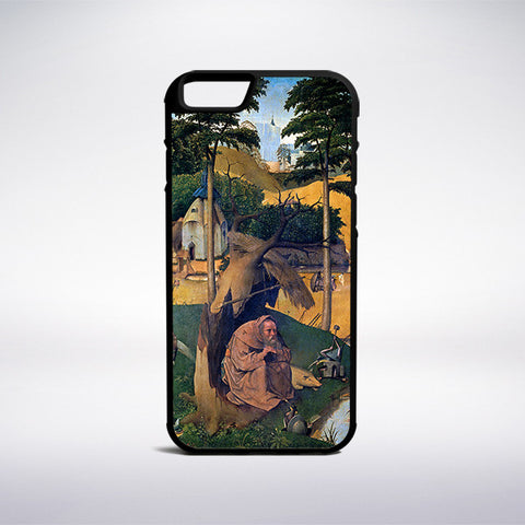 Hieronymus Bosch - The Temptation Of Saint Anthony Phone Case - Muse Phone Cases