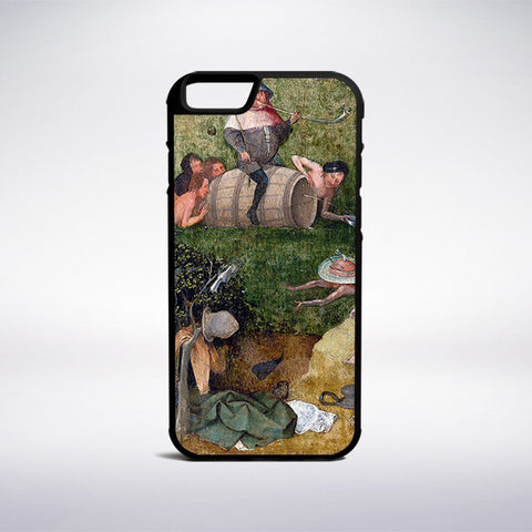 Hieronymus Bosch - Allegory Of Gluttony And Lust Phone Case - Muse Phone Cases