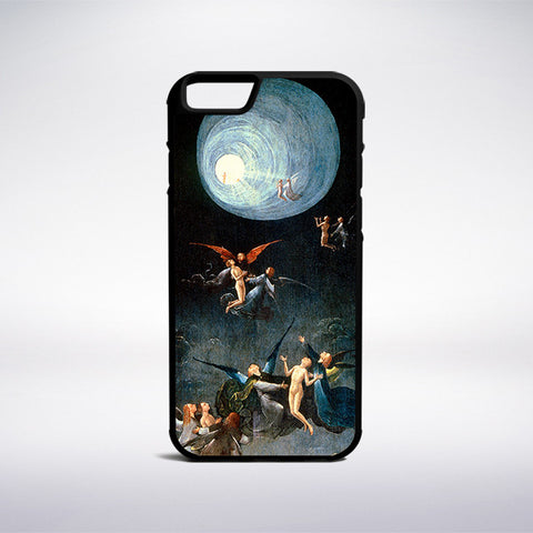 Hieronymus Bosch - Ascent Of The Blessed Phone Case - Muse Phone Cases