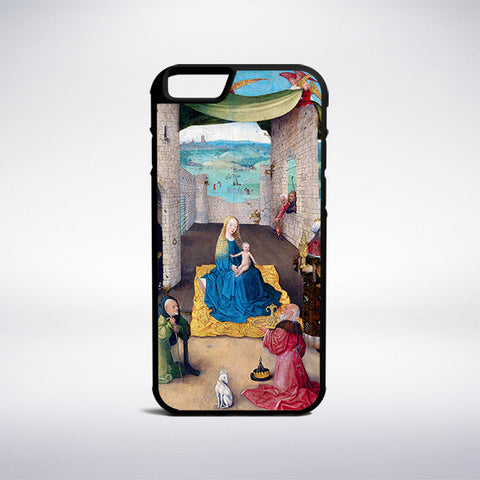 Hieronymus Bosch - The Adoration Of The Magi Phone Case - Muse Phone Cases