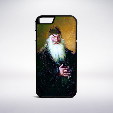 Ilya Repin - An Archdeacon Phone Case - Muse Phone Cases