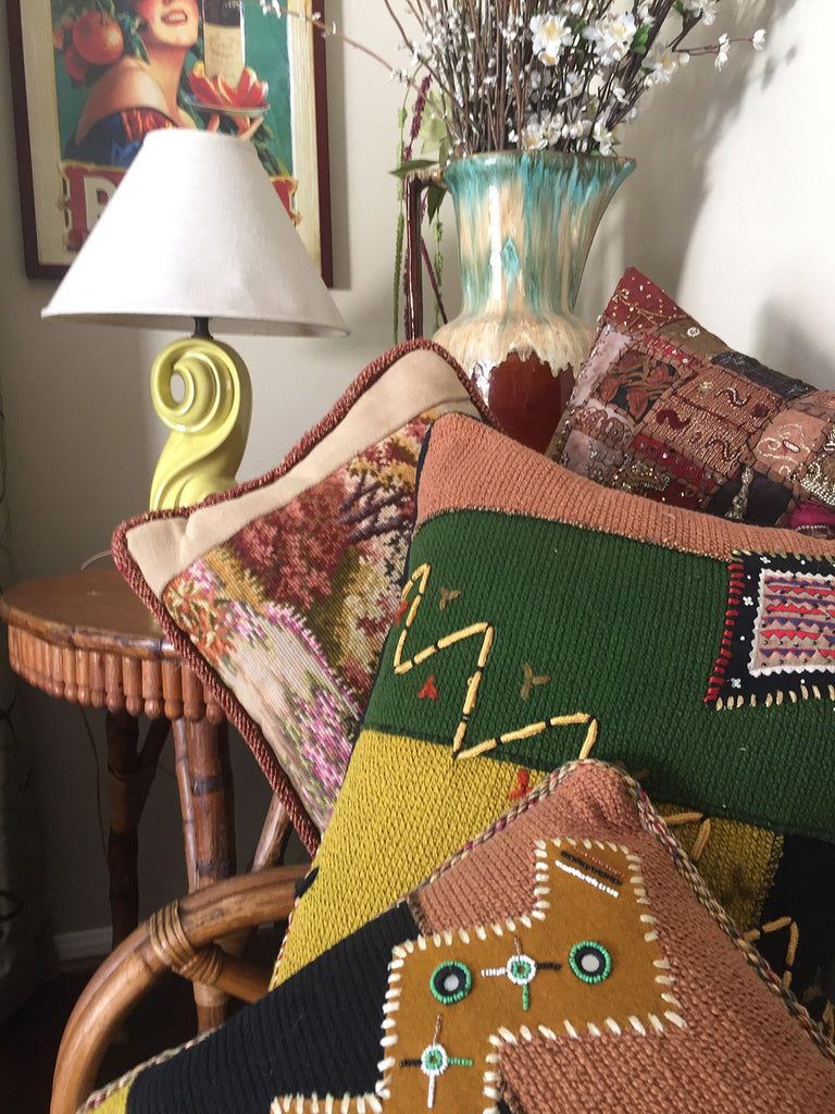 Details, handwork, creativity bring a unique vibe to your home