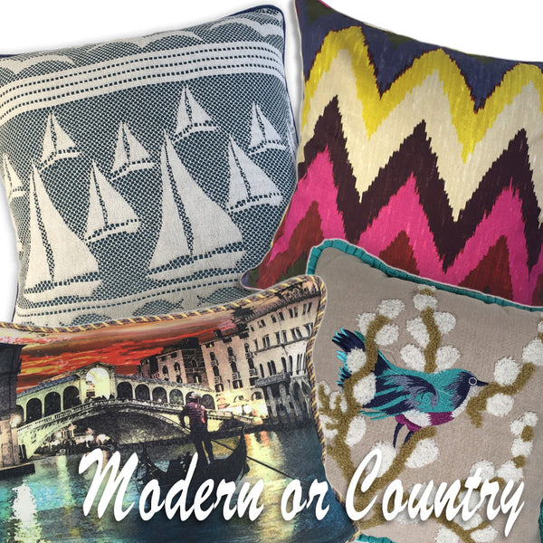 Modern or Country Collection