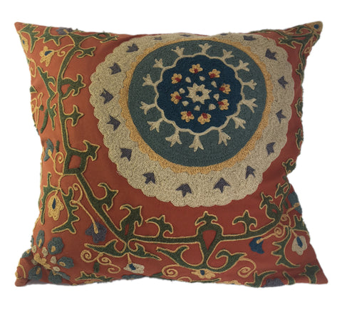 Jumbo Moroccan Design Pillow